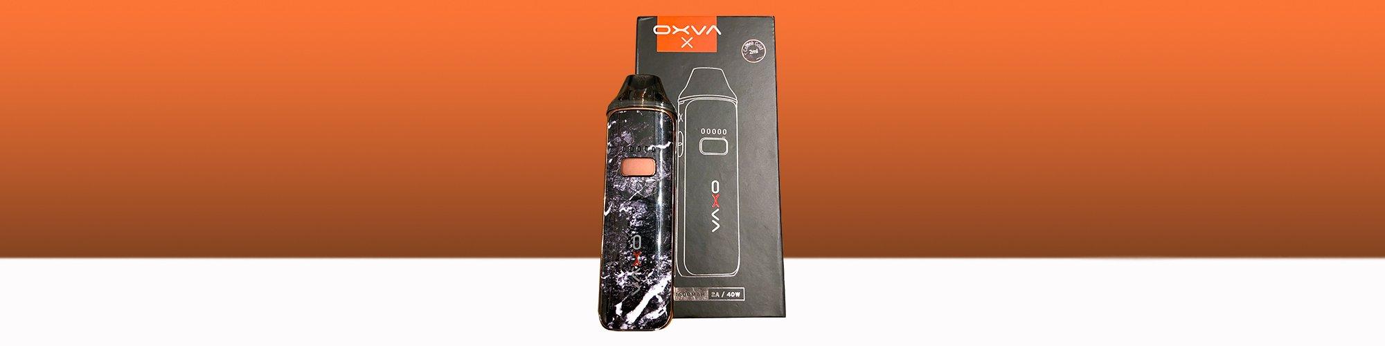 OXVA X Review Main Banner