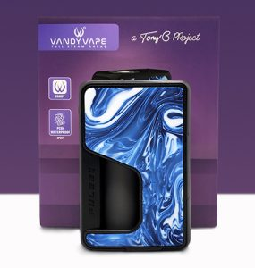 Vandy Vape Pulse V2 Squonk Mod Review Main Banner