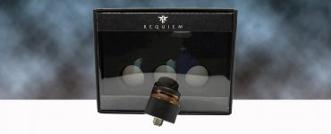 Vandy Vape Requiem RDA Review Main Banner