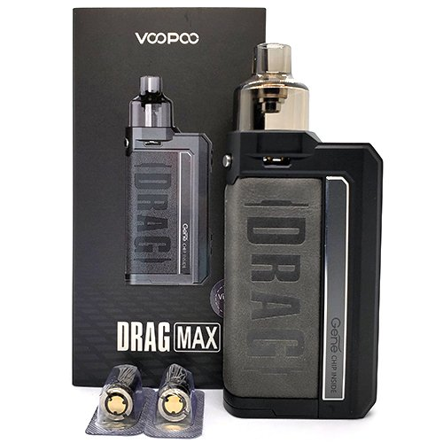 Voopoo Drag Max Standard Edition Box Contents