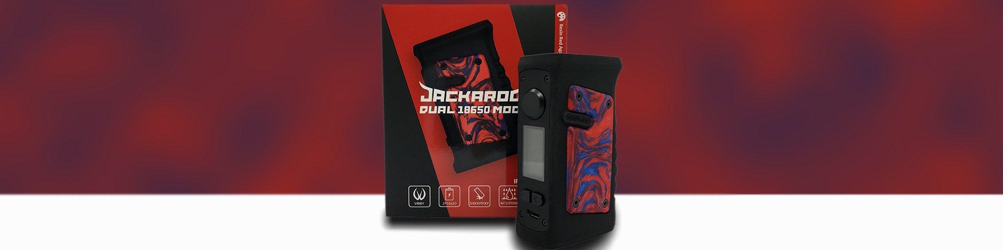 Vandy Vape Jackaroo Dual Mod Review Main Banner