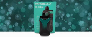 Vaporesso Xiron Review Main Banner