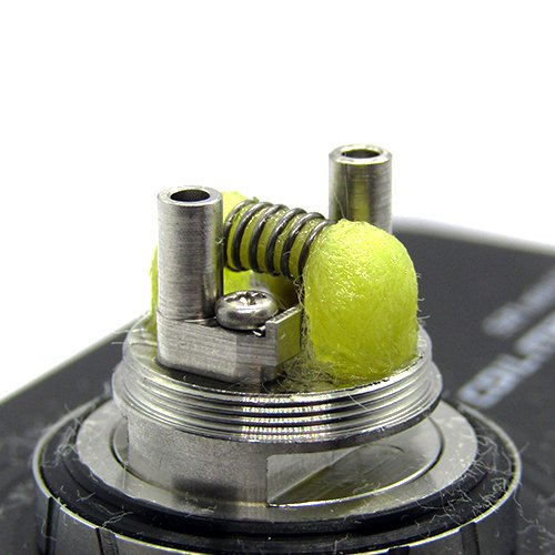 Augvape Intake MTL RTA Building on 3