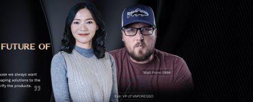 Vaporesso PMTA Interview Main Banner