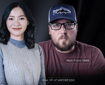 Vaporesso PMTA Interview Main Banner