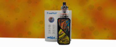 Freemax Maxus 50W Review Main Banner