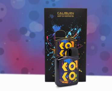 Uwell Caliburn Koko Prime Review Main Banner
