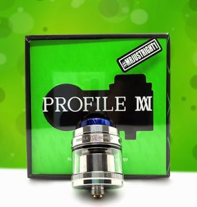 Wotofo Profile M RTA Review Main Banner