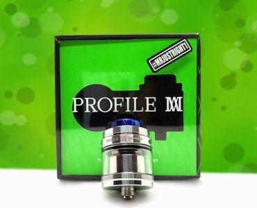 Wotofo Profile M RTA Review Main Banner