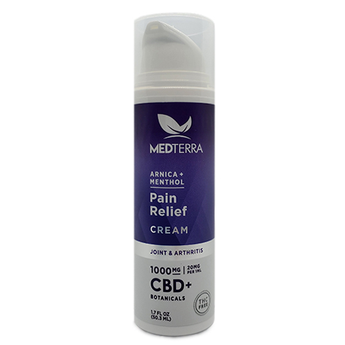 Medterra CBD Pain Relief Cream