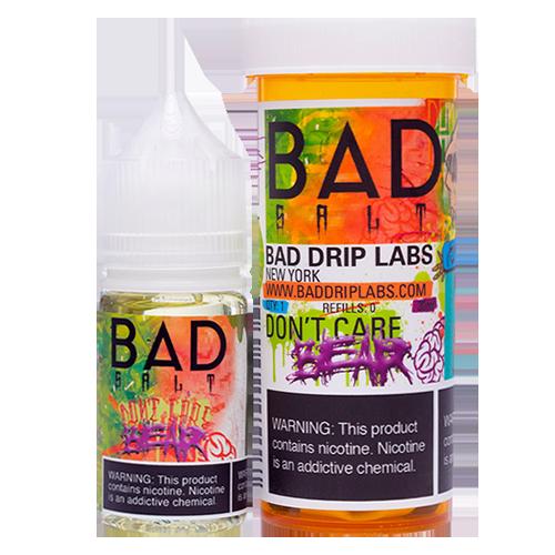 Bad Drip Salts Best Nicotine Salt Ejuices