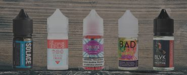 Best Nicotine Salt Ejuices Main Banner 2021