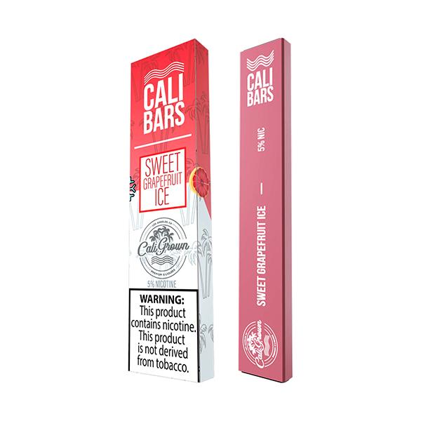 Cali Bars Best Disposable E-Cig 500x500
