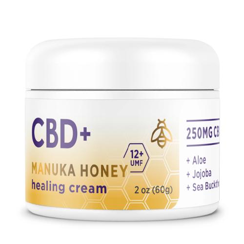 Medterra CBD + Manuka Cream 500x500