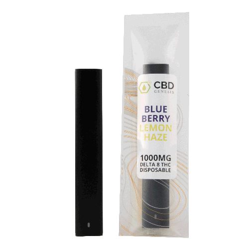 CBD Genesis Best Delta 8 Disposable Vape Pen 500x500