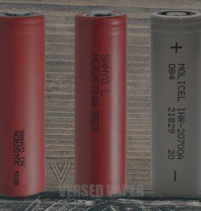 Best 20700 Batteries 2021 Main Banner