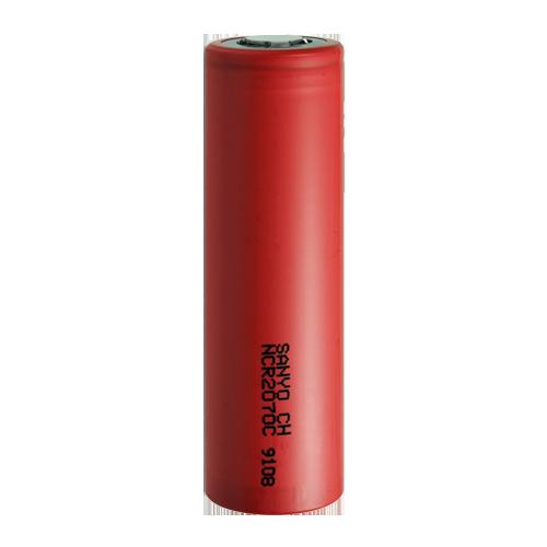 Sanyo 2070C Best 20700 Battery for Vaping