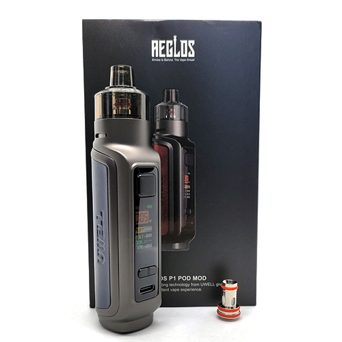 Uwell Aeglos P1 Box Contents