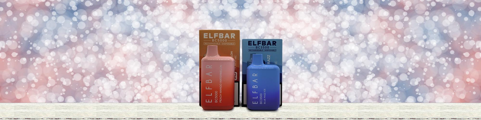 Elfbar BC3500 BC5000 Disposable Review Main Banner