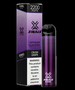 Sirius Best Disposable Vape 500x500